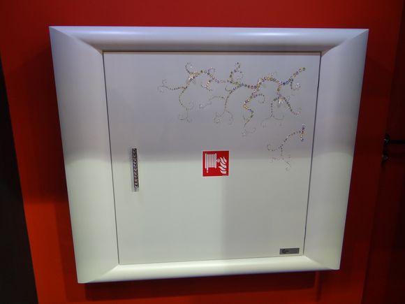 Hydrant wewnętrzny przeciwpożarowy dekoracyjny
