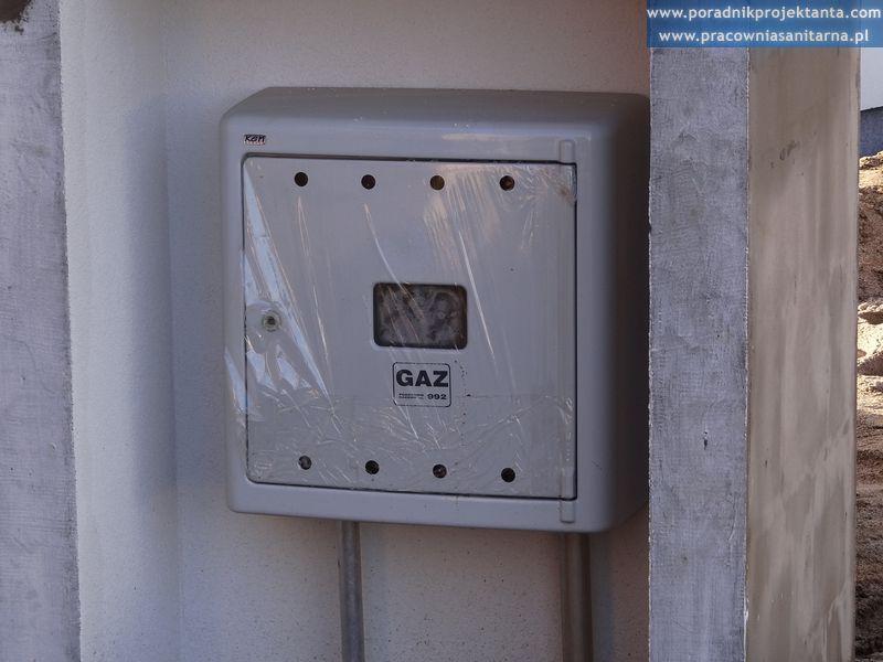 Cudowna Instalacja gazowa w domu jednorodzinnym | Poradnik projektanta JU91