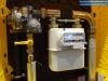Instalacja gazowa, skrzynka gazowa, gazomierz METRIX G4