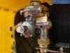 Instalacja gazowa, skrzynka gazowa, reduktor ciśnienia gazu