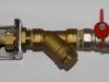Instalacja wodna - filtr siatkowy mechaniczny na instalację ogrodową