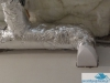 Kanał wentylacyjny stalowy SPIRO - przejście stal/PVC
