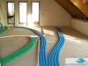 Przewody wentylacyjne PE - montaż wentylacji na stropie