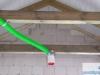 Przewody wentylacyjne PE- zasilanie puszki pod anemostat