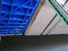 Śluza żeglugowa z awanportami górnym i dolnym - Stopień wodny WŁOCŁAWEK