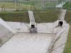 Zbiornik retencyjny Odwodnienie Autostrady A2 - Dopływy kanalizacji deszczowej do zbiornika