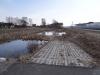 Zbiornik retencyjny - Zjazd do zbiornika z płyt JOMB 100x75x12,5cm