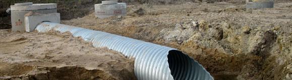 Etapy projektowania kanalizacji deszczowej