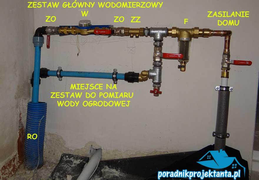 Jak prawidłowo montować zestaw wodomierzowy (wodomierz z armaturą)