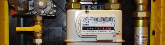 Instalacja gazowa, skrzynka gazowa