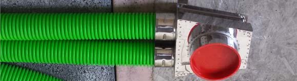 Wentylacja mechaniczna – kanały wentylacyjne PEHD