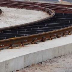 Przebudowa trasy tramwajowej przy ul. Grunwaldzkiej