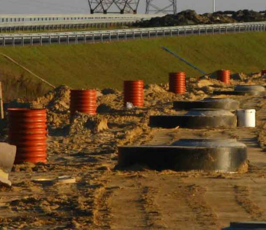 Budowa kanalizacji deszczowej