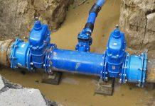 Sieć wodociągowa - Węzeł wodociągowy