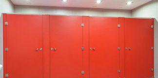 Nowoczesne kabiny sanitarne (fot. Kabis z Gruszczyna)