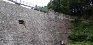 Zbiornik retencyjny przeciwpowodziowy Zapora wodna Międzygórze