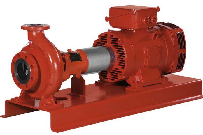 Pompa wody tryskaczowa KSB CPKN SX