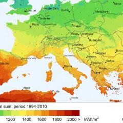 Energia słoneczna w Polsce – nasłonecznienie