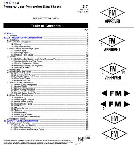 Wytyczne FM Global