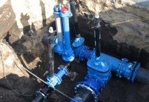 Hydrant przeciwpożarowy podziemny, węzeł wodociągowy fot. S. Wolny