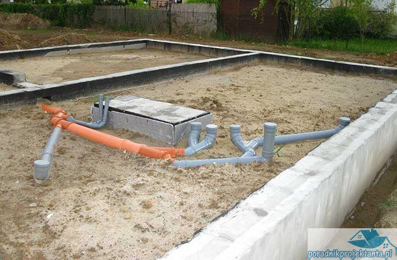 Instalacja kanalizacji sanitarnej