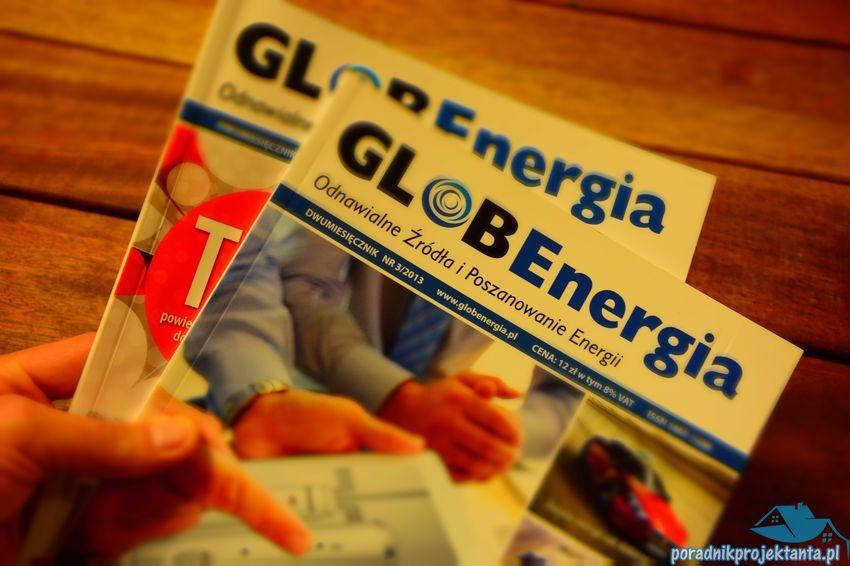 Magazyn GLOBEnergia