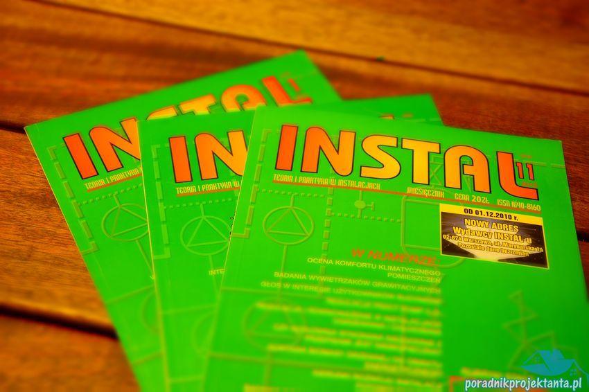 Miesięcznik INSTAL