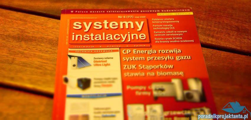 Magazyn Systemy Instalacyjne