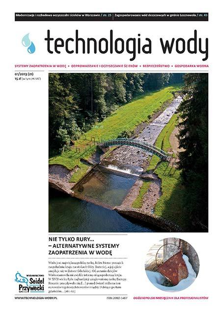 Dwumiesięcznik Technologia Wody