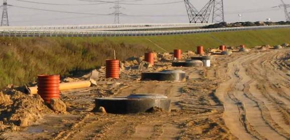 Gdzie lokalizować studzienki kanalizacyjne w jezdni?