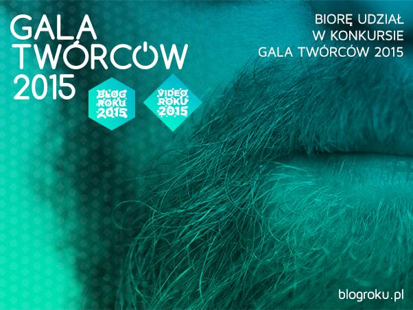 Gala Twórców 2015 Poradnik Projektanta