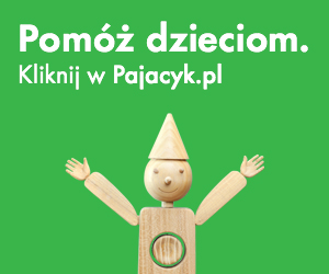 Kliknij w pajacyka. Dożywiasz dzieci!