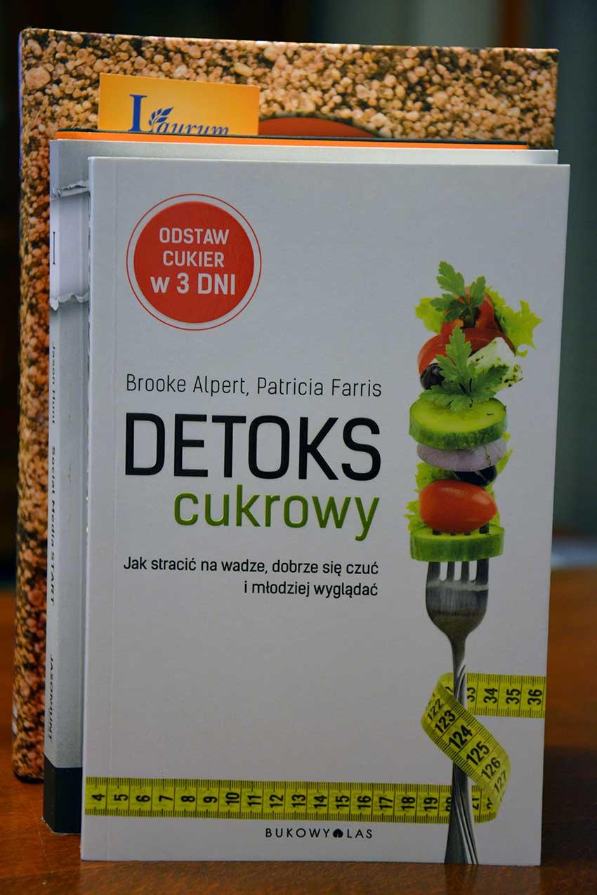 """""""DETOKS CUKROWY"""" Alpert Brooke, Farris Patricia."""