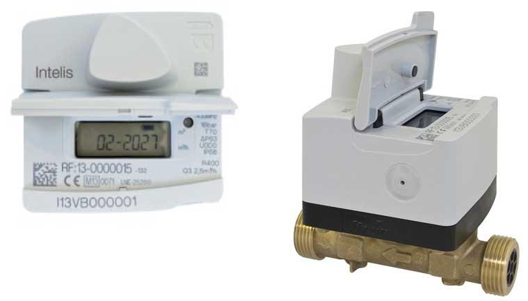 Wodomierze ultradźwiękowe Itron, Źródło: www1.itron.com