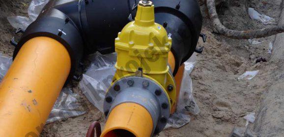 Budowa sieci gazowej z PE315 – galeria zdjeć