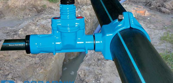 Przykładowy koszt budowy przyłącza wodociągowego