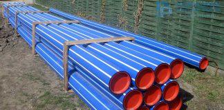 Rury z polietylenu (PEHD) do budowy sieci wodociągowych