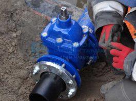 Budowa kanalizacji sanitarnej tłocznej