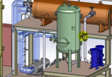 Projektowanie instalacji w Solidworks Routing Smap3D (Źródło: SOLIDEXPERT Polska Sp. z o.o. Sp.k.)