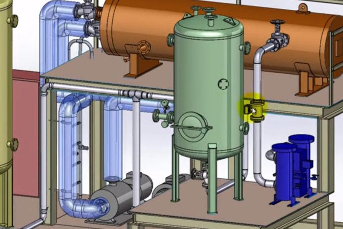 Projektowanie instalacji w Solidworks Routing Smap3D