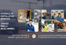 """W sierpniu 2019 roku powstał projekt szkoleniowo-edukacyjny """"Hydraulik – zawód wielu możliwości""""."""