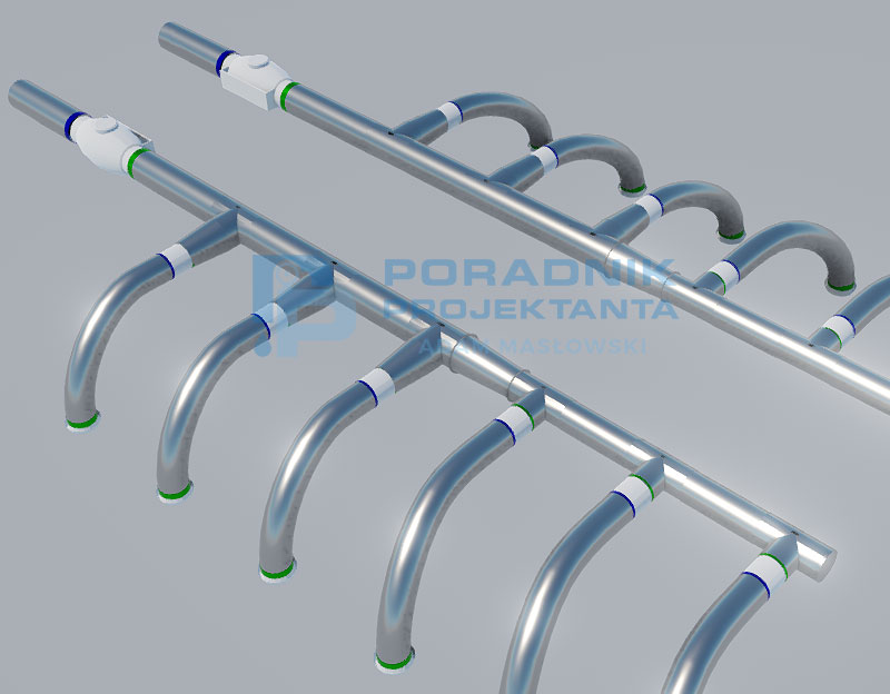 Program wspomagający projektowanie instalacji wentylacji mechanicznej - ArCADia-INSTALACJE WENTYLACYJNE to moduł branżowy systemu ArCADia