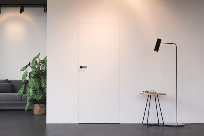 Drzwi z ukrytą ościeżnicą - w jakich wnętrzach sprawdzą się najlepiej?
