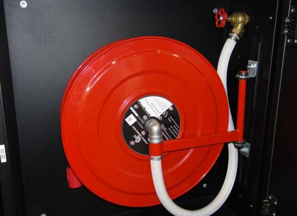 Wewnętrzne dekoracyjne hydranty przeciwpożarowe